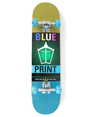 Blueprint Pachinko Complete Skateboard - 7.75