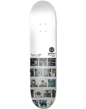 Element x Polaroid Westgate Skateboard Deck - 8