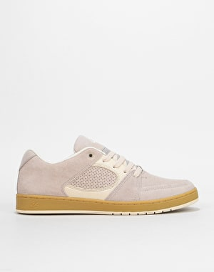 éS Accel Slim Skate Shoes - Khaki