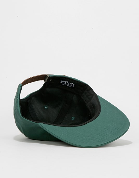 The Quiet Life Cursive Polo Hat - Green