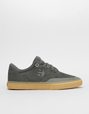 Etnies Marana Vulc Skate Shoes - Grey/Gum