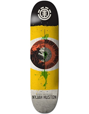 Element Nyjah Retina Skateboard Deck - 8.25