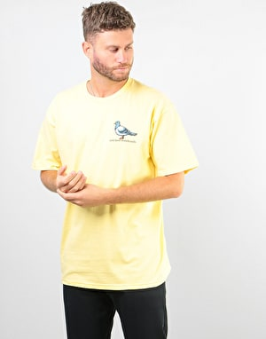 Anti Hero Lil Pigeon T-Shirt - Banana