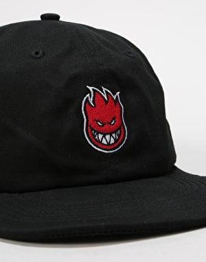 Spitfire Lil Bighead Fill Cap - Black/Red