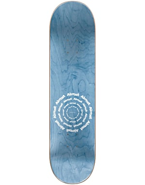 Almost Cooper Black Hole Skateboard Deck - 8.375