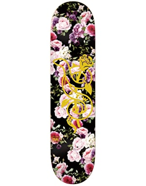 Real Bloom Skateboard Deck - 8.5