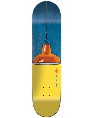 Girl McCrank Illuminated Pro Deck - 8.125