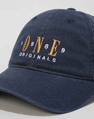 Route One Originals Cap - Navy
