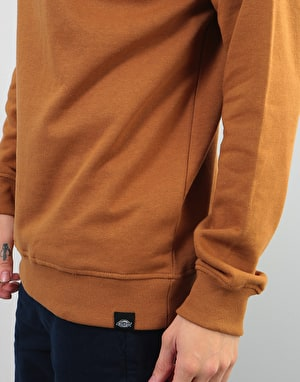 Dickies Harrison Sweatshirt - Brown Duck