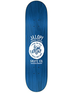 Jalopi Skate Co. (Anti Hero) Stranger Skateboard Deck - 8.25