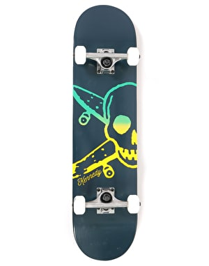 Girl Kennedy Street Pirate Complete Skateboard - 7.75