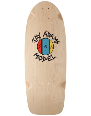 Santa Monica Airlines Adams First (Reissue) Skateboard Deck 10.75