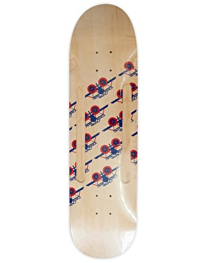 Santa Monica Airlines New Skipper Skateboard Deck - 8.75
