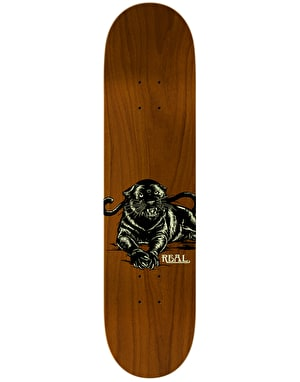 Real Zion Queen Glow LTD Skateboard Deck - 8.25