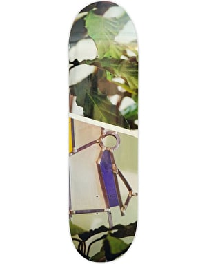 Isle Sylvain 'Luke Brindley Artist Series' Skateboard Deck - 8.5
