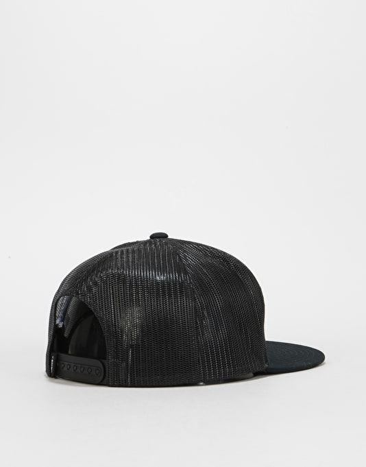 Vans X Independent Snapback Cap -Black