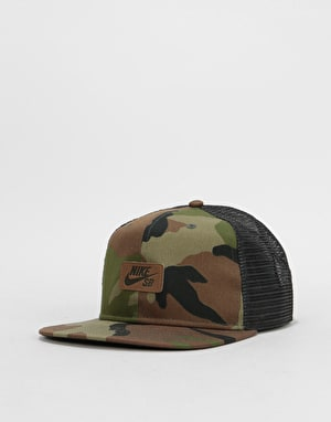 Nike SB Trucker Cap - Medium Olive