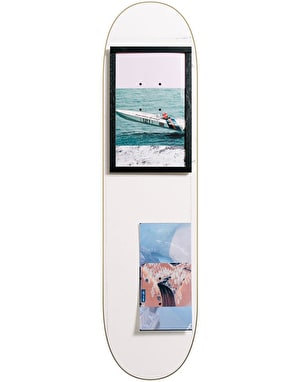 Isle Jensen Sports & Leisure Skateboard Deck - 8.25