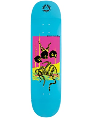 Welcome Townley Masquerade on Enenra Skateboard Deck - 8.5