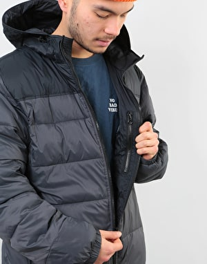 Vans Woodcrest MTE Jacket - Black-Asphalt