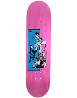 Polar Dane Pizza Oven Skateboard Deck - 8.125