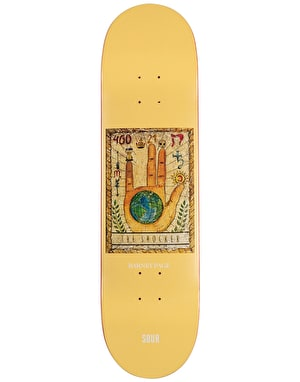 Sour Barney Shocker Skateboard Deck - 8.18