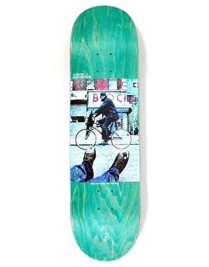 Polar Herrington Happy Sad Around The World Pro Deck - 8.5