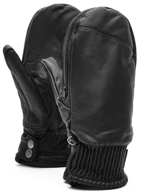 Howl Manhattan 2018 Snowboard Mitts - Black