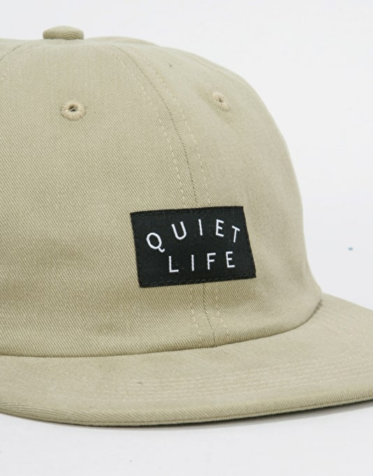 The Quiet Life Field Polo Hat - Tan