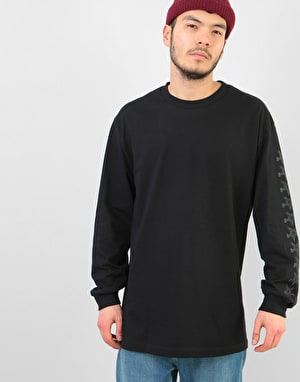 Indpendent x Thrasher Pentagram Cross L/S T-Shirt - Black