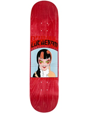 Toy Machine Lutheran Japan Skateboard Deck - 8.125