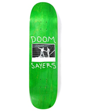 Doom Sayers Knockout Shovel Skateboard Deck - 8.38