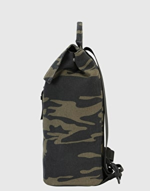 Mi-Pac Day Pack Canvas Camo Backpack - Khaki