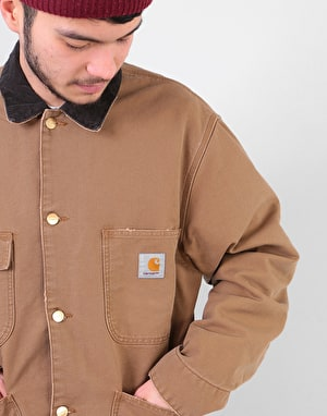 Carhartt OG Chore Coat - Hamilton Brown