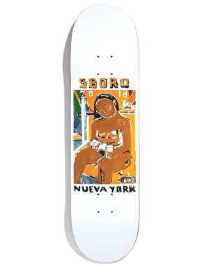 5Boro x MKG Subway Girl Nueva York Series Skateboard Deck - 8.5