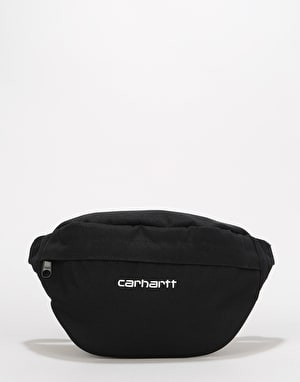 Carhartt Payton Cross Body Bag - Black/White