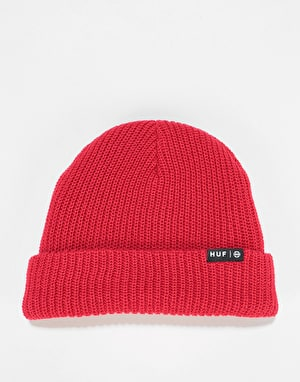 HUF Usual Beanie - Scarlet