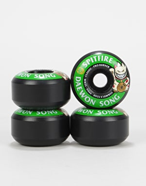 Spitfire Daewon Burner Formula Four 99d Pro Wheel - 52mm