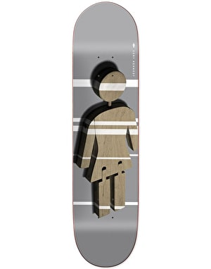 Girl Kennedy Shutter OG Skateboard Deck - 8.375