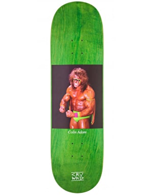 CRV WKD Adam Ultimate Roider Skateboard Deck - 9
