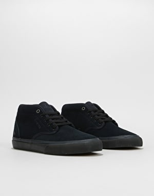 Emerica Wino G6 Mid Skate Shoes - Navy/Black