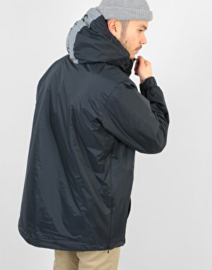 DC Bolam Pullover Jacket - Black