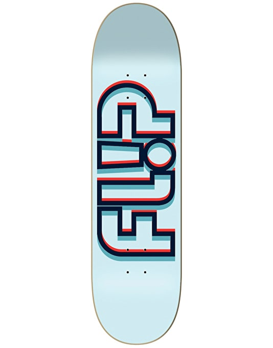 Flip Odyssey Depth Skateboard Deck - 8.25""