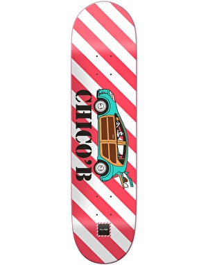 Chocolate Brenes Chico'B Skateboard Deck - 8