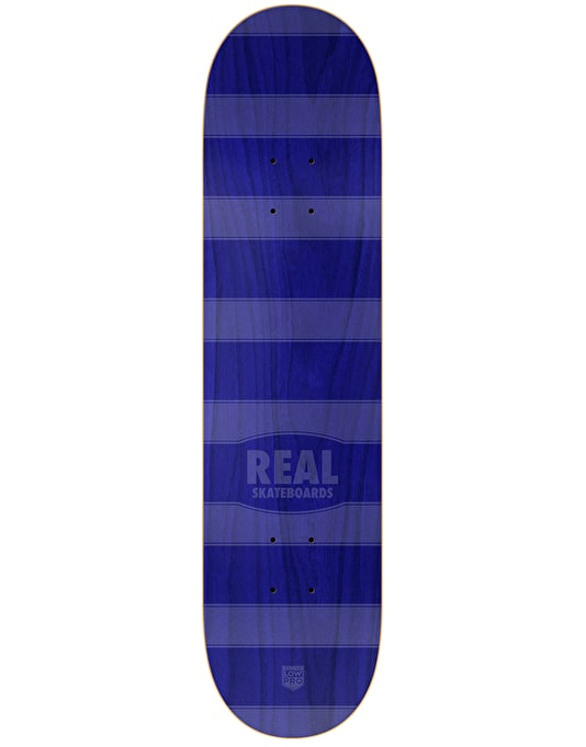Real Zion Floral 'Mellow' LowPro Skateboard Deck - 8.06""