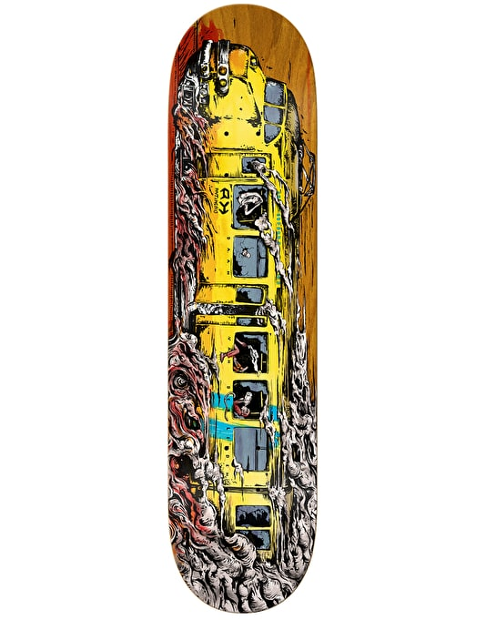 Anti Hero Daan Trainwreck Skateboard Deck - 8.06""