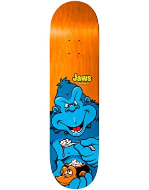 Birdhouse Remix Jaws Skateboard Deck - 8.25