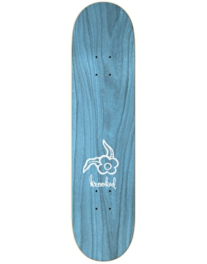 Krooked Gonz Three Strypes Embossed Skateboard Deck - 8.25