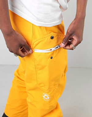 Picture Under 2019 Snowboard Pants - Yellow