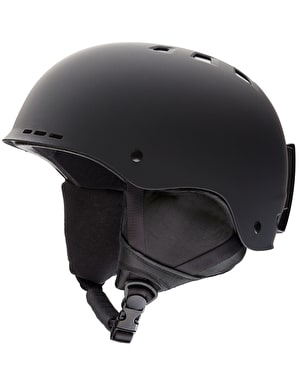 Smith Holt 2 2019 Snowboard Helmet - Matte Black